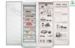 یخچال و فریزر سولار آلمان 856 لیتر (فابریک کانکس و کاروان و خانه و هتل و فروشگاه)