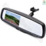 آینه خودرو مانیتوردار الکتروکرومیک فابریک تویوتا دو کانال جدید