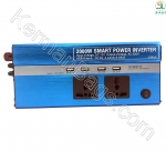 اینورتر 2000 وات USB 4 خودرو با دو پریز برق فول