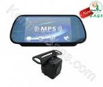 آینه خودرو مانیتوردار به همراه دوربین فول جدید (ویژه)