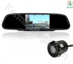آینه خودرو مانیتوردار به همراه دوربین جدید